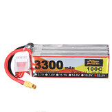 ZOP Power 22.2V 3300mAh 100C 6S Lipo Batterie XT60 Plug pour RC Racing Drone