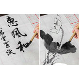 100pcs 34cm x 68cm Chinese Calligraphy Painting Rice Paper Painting Paper Art Supplies