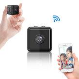 1080P HD Mini WIFI Kamera Kablosuz Gizli Kameras Hareket Algılama Gece Görüş APP Uzakdan Kumanda İzleme Dadı Kamera Ev Güvenliği Kamera
