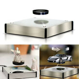 Magnetisk Levitation Floating Ion Revolution Display Platform Tray med Ez Float Technology