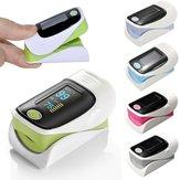 OLED Finger Pulse Oximeter SPO2 Heart Rate Monitor