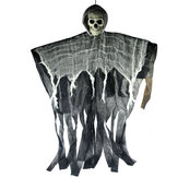 1PCS 90x100cm Halloween Skull Hanging Ghost Props Decoration Props
