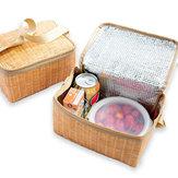 2017 Nowa torba na lunch Żywności Piknik Torby Dla kobiet Dzieci Torba termoizolacyjna Lodówka Termo Bag Thermal izolacyjne przenośne izolowane