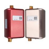 220V3.8KWLCDElektrischerTanklessInstant-Warmwasserbereiter für Badezimmer-Spülbecken-Hahn
