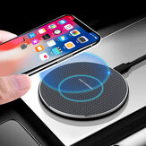 Bakeey 10W Qi Wireless Charger Fast Wireless Charging Pad For Qi-enabled Smart Phones For iPhone 11 SE 2020 For Huawei P40 Mi10