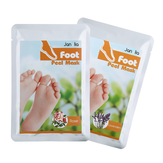2 Pairs Of Foot Peel Mask Foot Exfoliating Mask Lavender Rose Remove Calluses Dead Skin