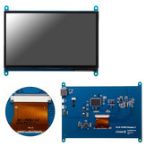 7 '' HD 1024X600 LCD display Capacitive touchscreen monitor for Pi 4B / 3B +
