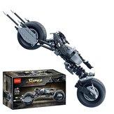 Decool 7115 338 stks Auto Motor Model Bouwstenen Speelgoed Sets DIY Speelgoed Met Originele Verpakking