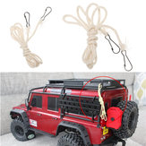 1PC Limb Hemp Rope With Hook for TRX-4 Landrover D110 Scale Crawler Rc Car Parts