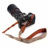 Dây đeo cổ có thể điều chỉnh theo phong cách Retro Cổ điển Thắt lưng cho máy ảnh DSLR DSLR cho Canon