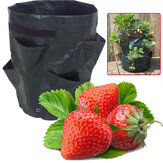 Three-Dimensional Eight Bags Family Balcony Vegetables Planting Container Flowerpot for Growing Flower