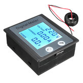 AC 80-260 V 100A Digitale Spannung Power Energy Meter Amperemeter Voltmeter Transformator