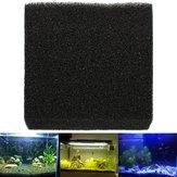 50x50x5cm Schwarz Aquarium Biochemische Baumwolle Filter Schaum Aquarium Schwamm Pads