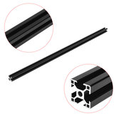 Machifit Black 1000mm 3030 T Slot Aluminum Profile Extrusion Frame for CNC