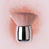 Pó de cabeça oblíqua Maquiagem Escovas Soft Maquiagem Escovas Loose Power Face Blush Maquiagem Ferramentas