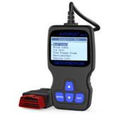 Outil de diagnostic de scanner de lecteur de code de voiture Autophix Om123 OBD2 universel