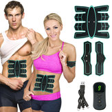 Slimming Electric Muscle Stimulation, EMS Abdominal Muscle T