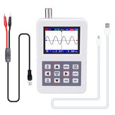 DANIU ADS2050H Handheld Oscilloscope High Precision 5MHz Bandwidth 20M Sampling Rate 2.4 Inch LCD Screen One Key Auto Built-in Lithium Battery