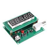 1Hz-50MHz Alta Sensibilidade Medidor de Frequência Medidor Contador Medidor Módulo 7V-9V 50mA