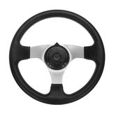 270mm Steering Wheel 3 Bolt Fixing Gokart Offroad Project Build Kart ATV Farmer Ergonomic Grip