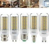 ARILUX® E27 E14 B22 GU10 G9 5W SMD5730 ثابت الحالي الذكية إيك 89 المصابيح ضوء الذرة لمبة ac220v