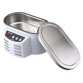 Mini macchina del bagno del pulitore ultrasonico per il circuito di pulizia dei gioielli Occhiali