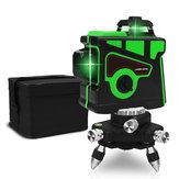 HILDA 12 linhas de luz verde forte 3D Laser medidor de distância