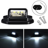 12V LED License Piatto Lights Interior Step lampada Per pickup di rimorchi per camion auto RV