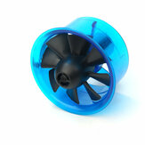AEORC 45mm Ducted Fan System EDF AF45314B/AF45314B-P2 for Jet Plane with Brushless Motor