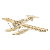 Dacing Wings Hobby New Light Wood Plane 1400MM Wingspan S26 Hansa-Brandenburg W.29 Kit de água / PNP