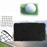 3x3M Golf Practice Net Soccer Impact Mesh Netting Straps Easy to Fasten Square Net Rope Border Net