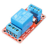 5V 1 Channel Level Trigger Optocoupler Relay Module Geekcreit for Arduino - products that work with official Arduino boards