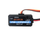 Flysky FS-CPD02 Photoinduction Speed Collection Module For iA6B iA10