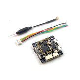 Eachine Novice-III 135mm 2-3S FPV Racing Drone Spare Part 5.8G 40CH Pegasus 25~400mW  VTX DVR 3.3V-5.5V