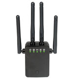 1200M Wireless AP Repeater Wifi Signal Amplifier Booster Dual Band 2.4G 5.8G Booster Wifi Range Extender