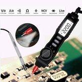 FS1A Digital Multimetri Pen Tipo Misuratore di tensione CC professionale Tester a diodi di resistenza portatile