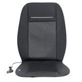 8 Ventilatore per seggiolino auto Cuscino di raffreddamento Tessuto a rete e ventilazione in pelle