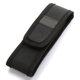 12-17cm LED zaklamp Holster Nylon Belt Carry Case Holder Opbergtas