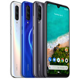 Xiaomi Mi A3 Global Version 6,088 tommer AMOLED 48MP Triple bagkamera 4GB 128 GB Snapdragon 665 Octa core 4G Smartphone