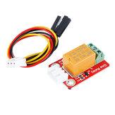 Keyes Brick One Relay 5V Modulo relè con isolamento accoppiatore ottico Trigger di alto livello compatibile con micro-bit