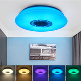 36/40cm 120W Music Ceiling Light with Bluetooth Speaker Smart APP and Remote Control