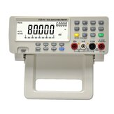 DM8145 4 7/8 Bench top Multimeter 1000V 20A 80000 Counts Digital Multimeter tester Auto Range Multimetro Digital Voltmeter Ohm