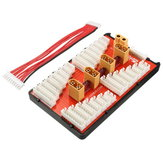 PG Parallel Charging Board Supports 4 Packs of 2-8S Lipo Battery