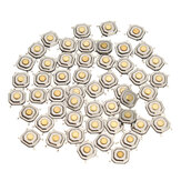 50Pcs DC12V 4 Pins Tact Tactile Push Button Momentary SMD Switch 5x5x1.5MM