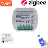 220-240V Tuya Smart Solution 1Gang ZB Dimming Switch Smart Home Modification Module
