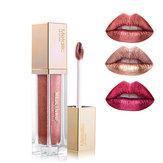 8 kleuren Shimmer Lipgloss Vloeibare lipstick