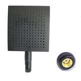 2.4GHz 12dBi WiFi Painel Antena WLAN 2400-2500MHz Externo Antena RP-SMA Macho Conector para roteadores