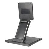 Support de moniteur pliable monté sur inclinaison Support de moniteur Support d'ordinateur portable Vesa 10 pouces-27 pouces Écran LCD Appuyez sur le support d'écran pour le bureau à domicile