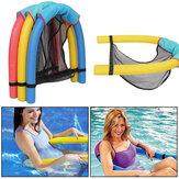 Schwimmender Poolstuhl Swimmingpool Mesh-Sitze Hängematte Float Seat Water Lounge Stühle Reisewasserschwimmen