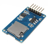 Micro TF Card Memory Shield Module SPI Micro Storage Card Adapter Geekcreit for Arduino - products that work with official Arduino boards